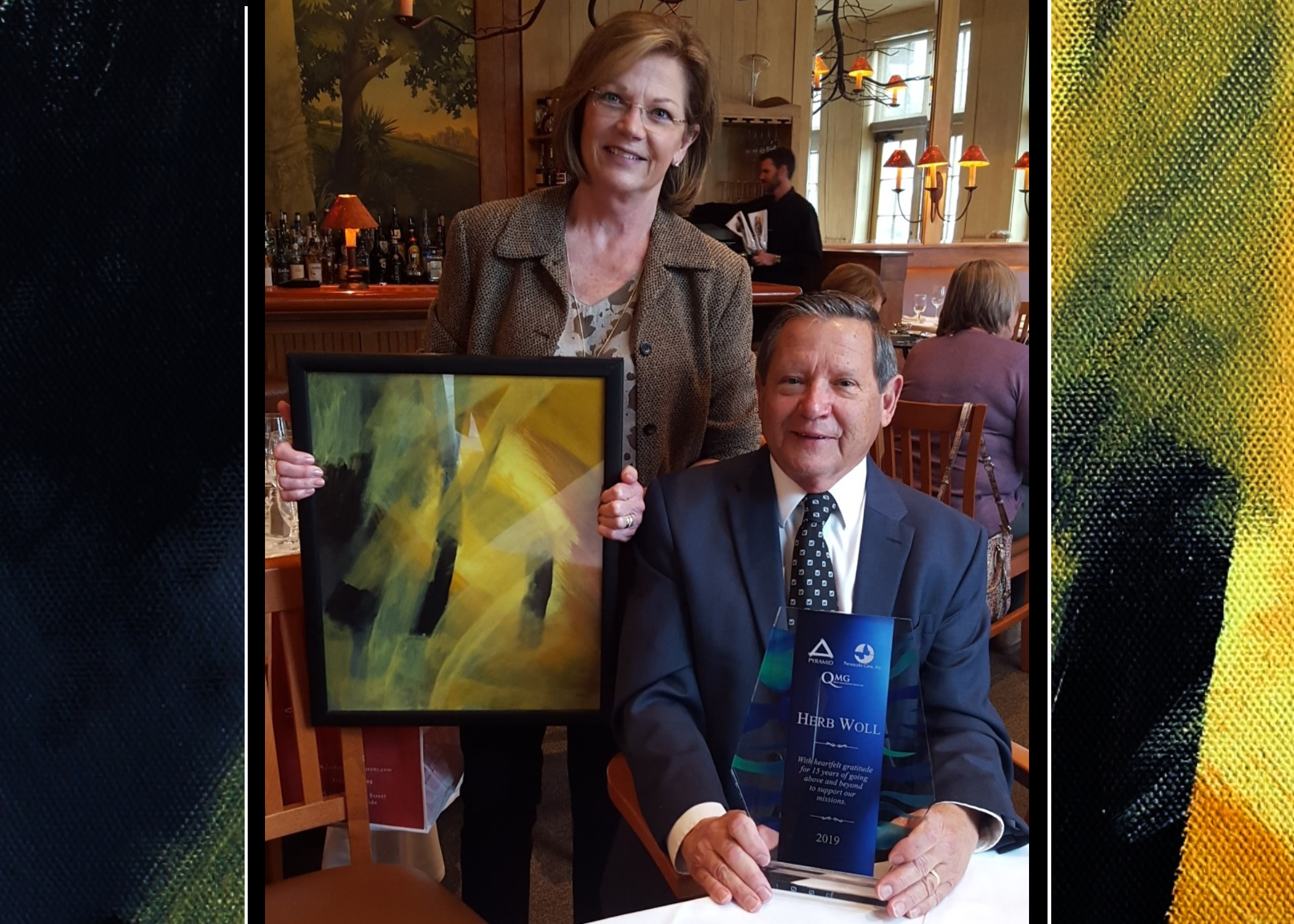 Photo of Celebrating Herb Woll