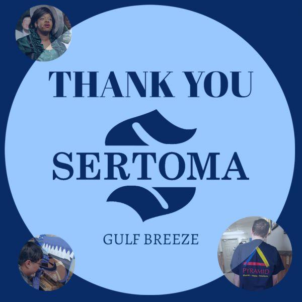 Thank You Sertoma!