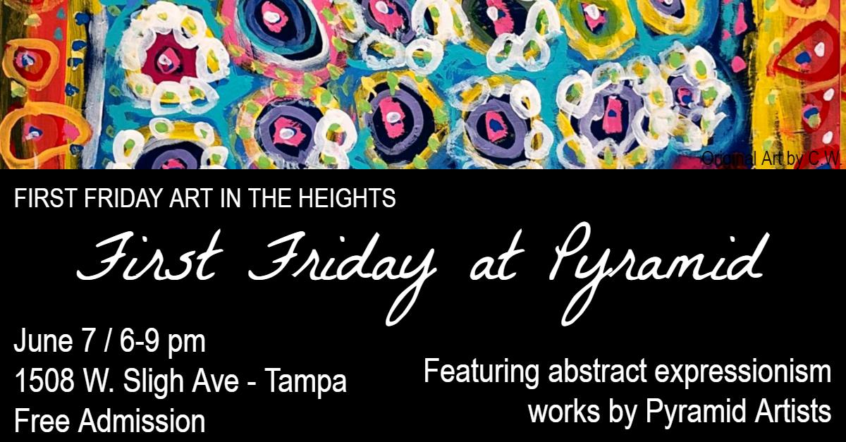 Photo of First Friday at Pyramid Tampa
