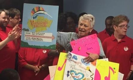 Photo of Bittersweet Farewell to Dr. Carol Culton