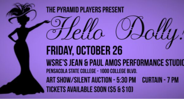 Photo of The Pyramid Players present Hello Dolly