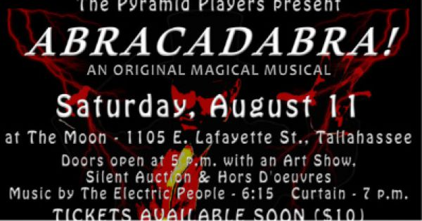 Photo of The Pyramid Players Present Abracadabra