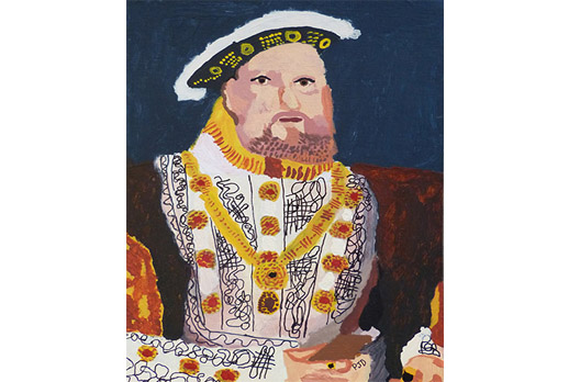 Our Ancestor King Henry the Eighth