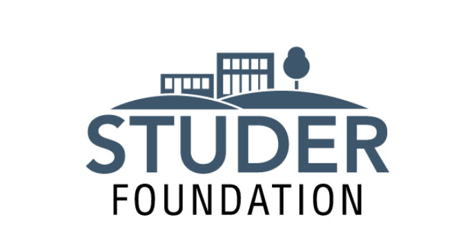 Studer Foundation logo