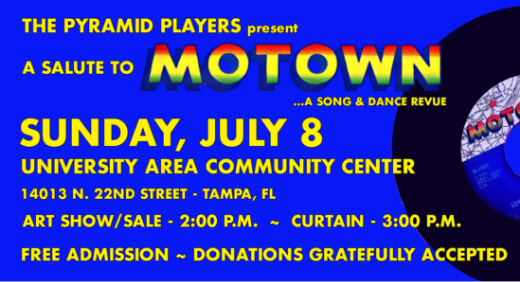 Photo of The Pyramid Players Present 'A Salute to Motown'