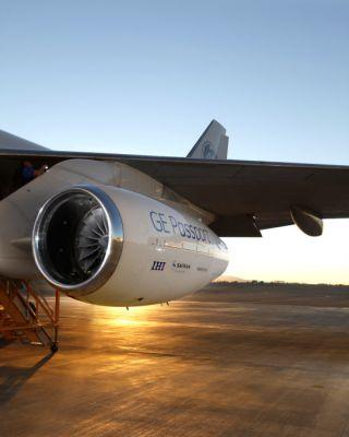 GE Jet engine