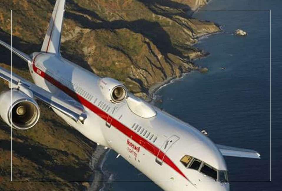 Image of Banco de Pruebas Volante Boeing 757