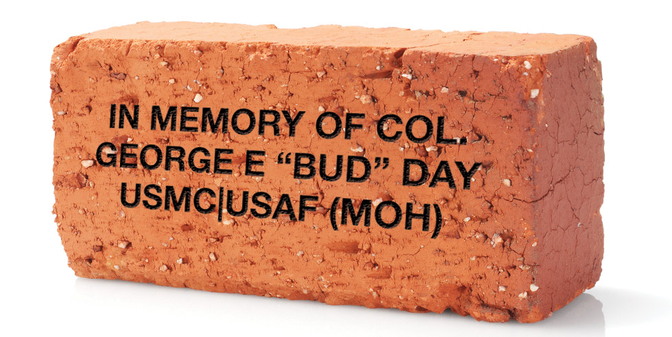 Walk of Honor 4 x 8 Brick