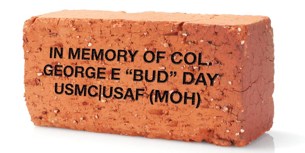 Walk of Honor 4 x 8 Brick