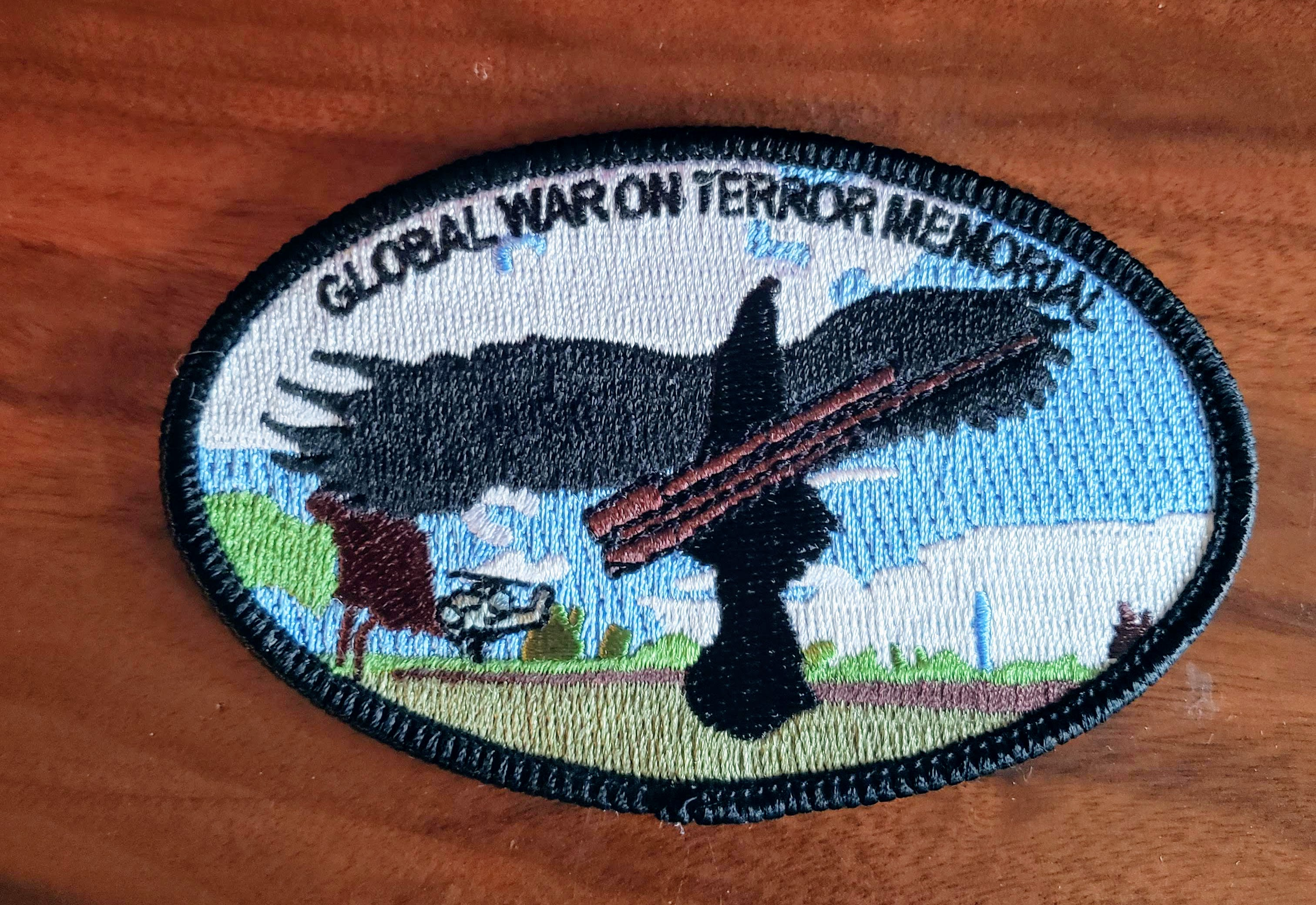 Global War on Terror Memorial Patch