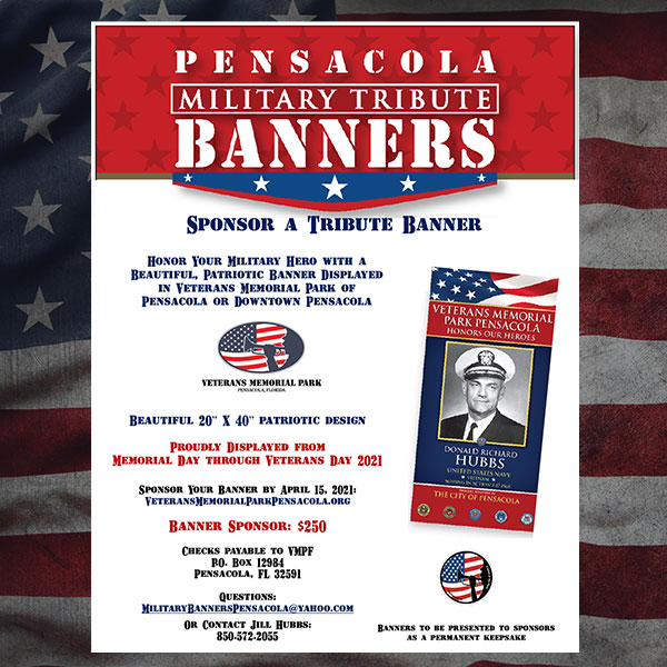 Tribute Banner