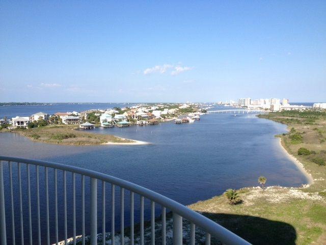 Caribe - View of Ono island from balcony