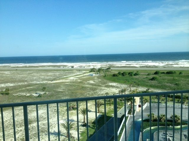 Caribe - View of Gulf of Mexico from Balcony