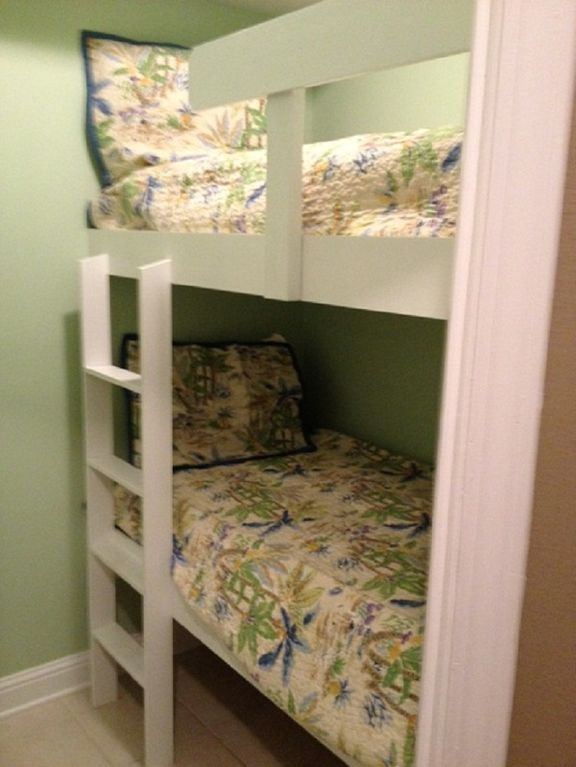 Bunk Beds with Flat Screen LCD TV and DVD