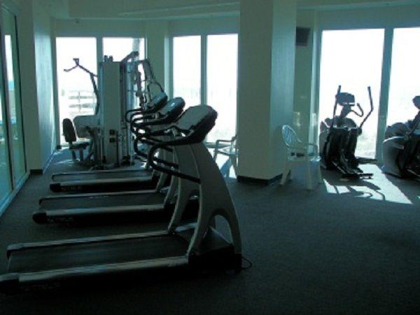 Lighthouse Condo Fitness Center