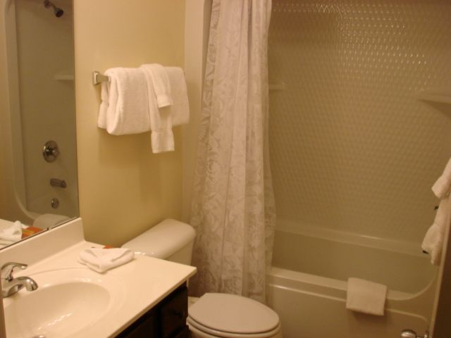 Both Bedroom #2 & #3 have this exact same bath