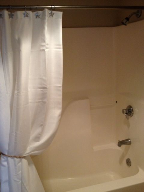 Master Bathroom Shower/Tub Combo