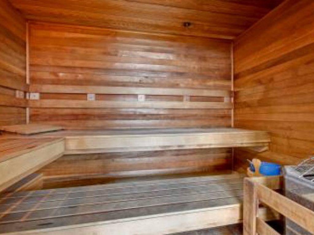 Sauna at Tidewater
