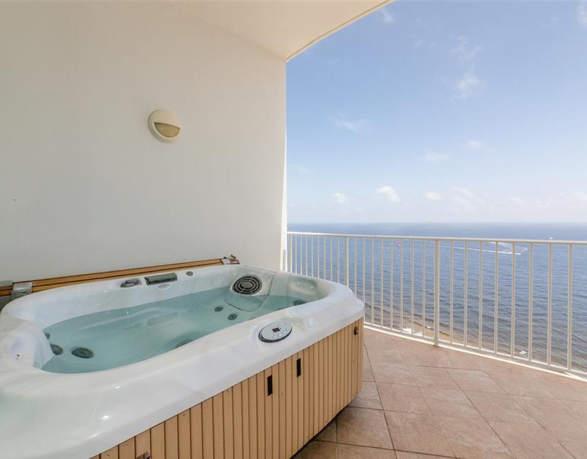 Stunning View from Private Hot Tub
