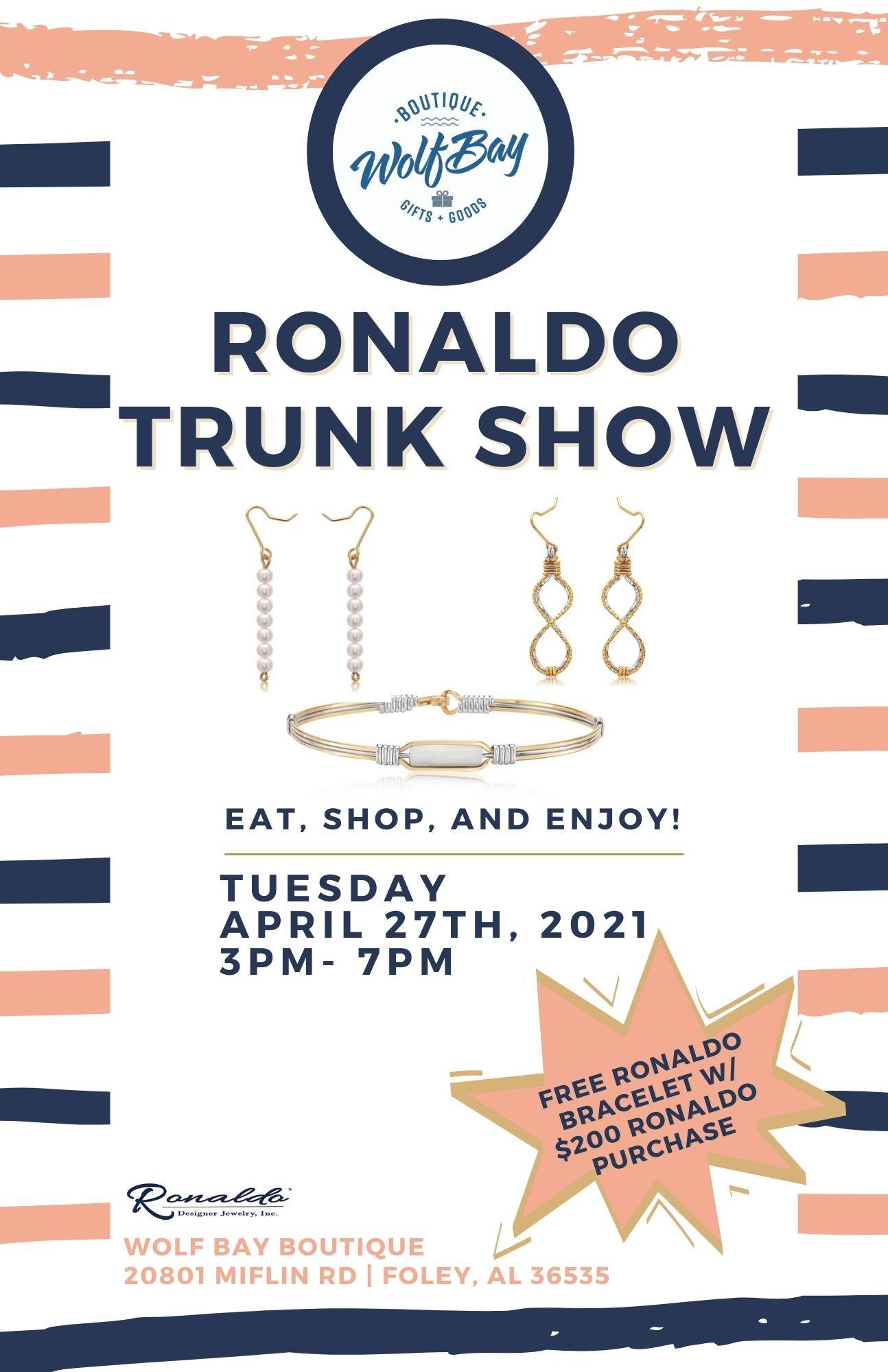 Ronaldo Trunk Show