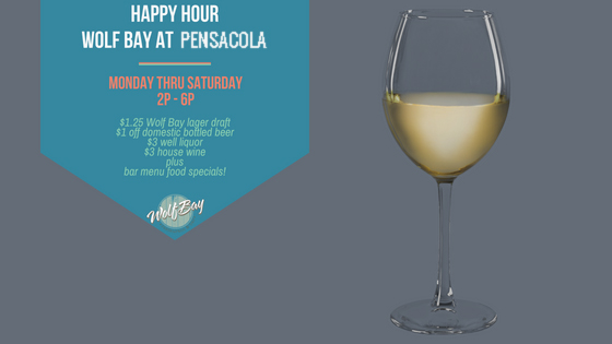 Happy Hour Specials - Pensacola