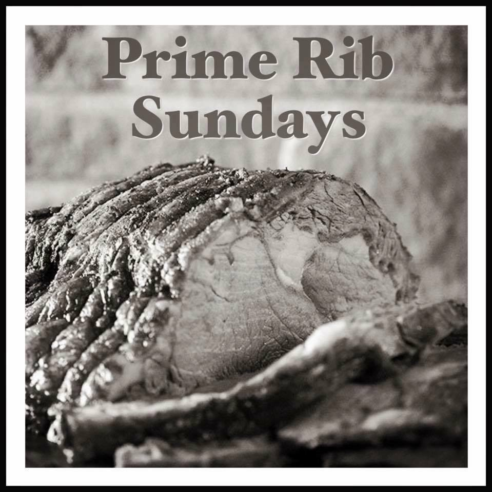 Wolf Bay Perdido and Foley Prime Rib Sundays are back!