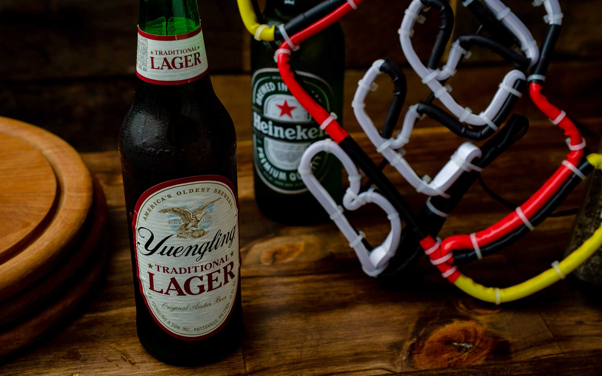 NFL Sunday Special 50% Off Beer