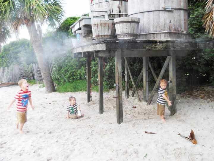 Flounders Playground