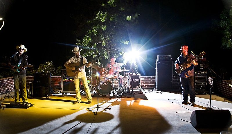 photo of Mike Stacey Band