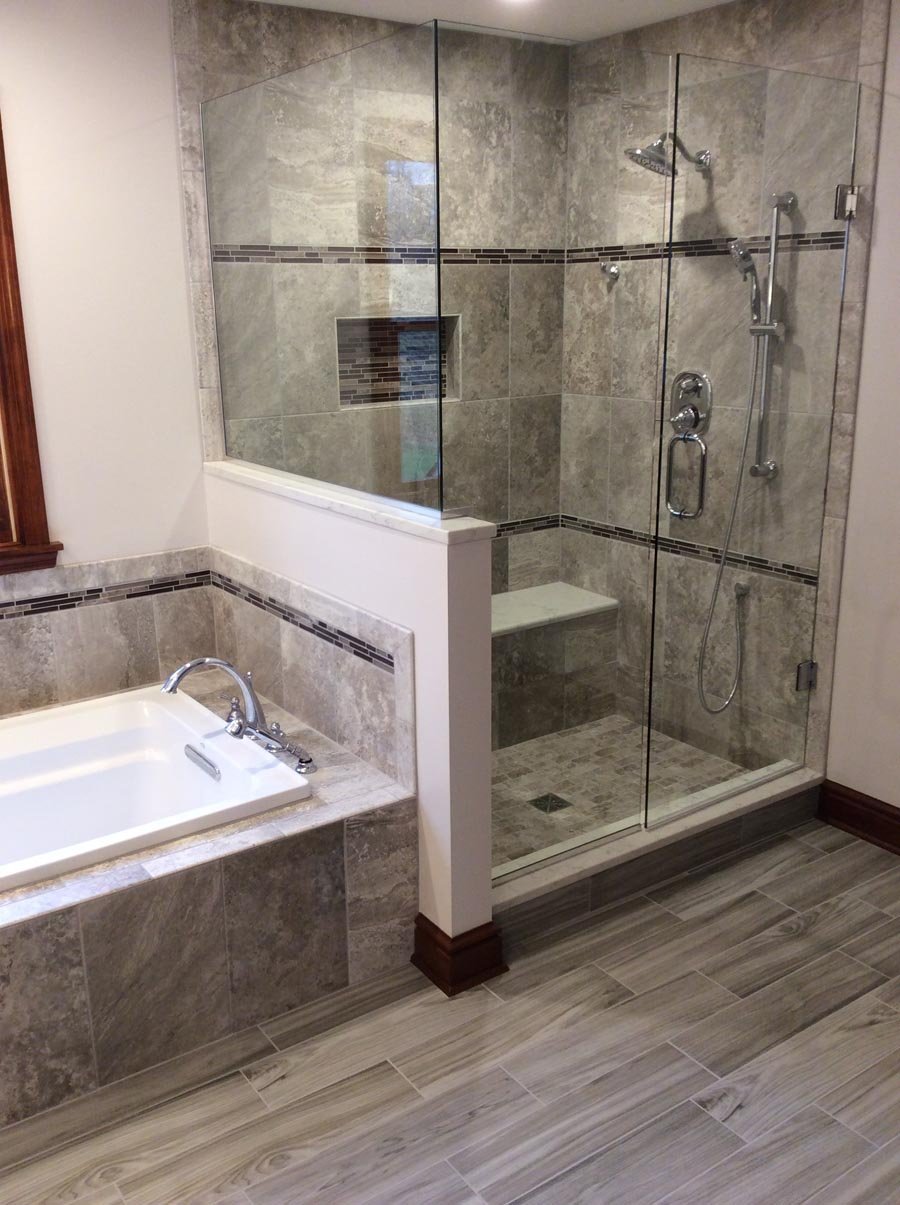 Pensacola Bathroom Remodel Addison Riley Llc