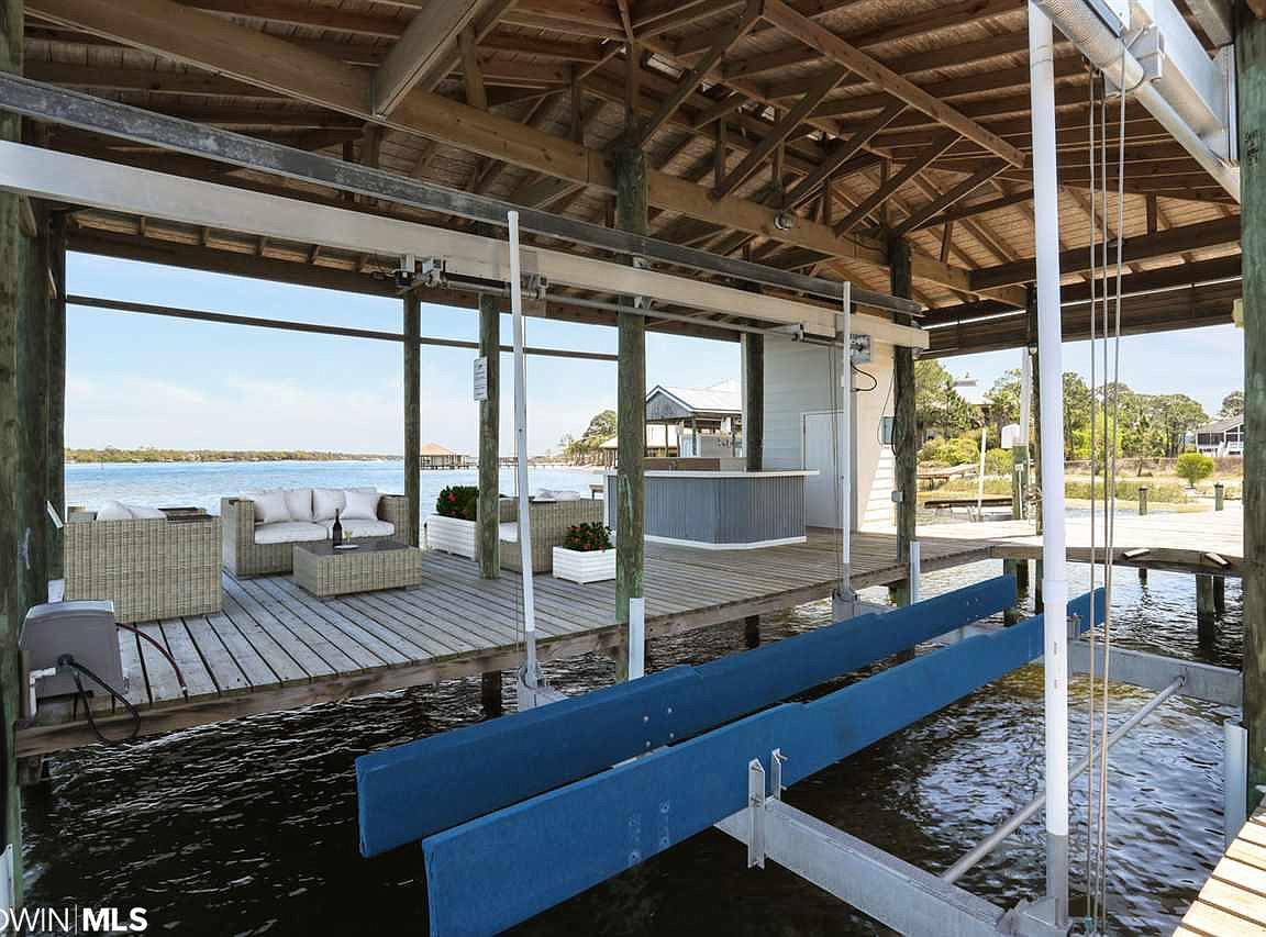 Virtually Staged Boat House
