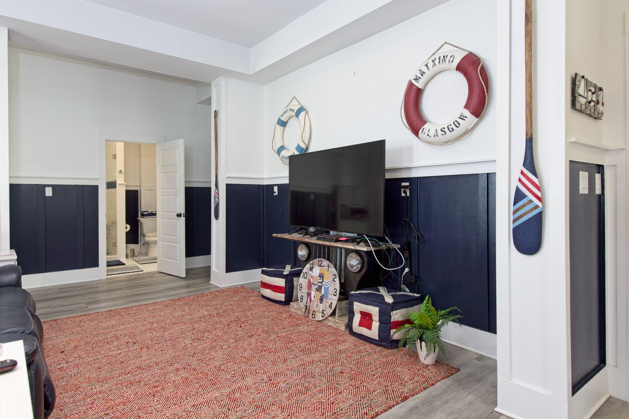 First Floor Bunk Room