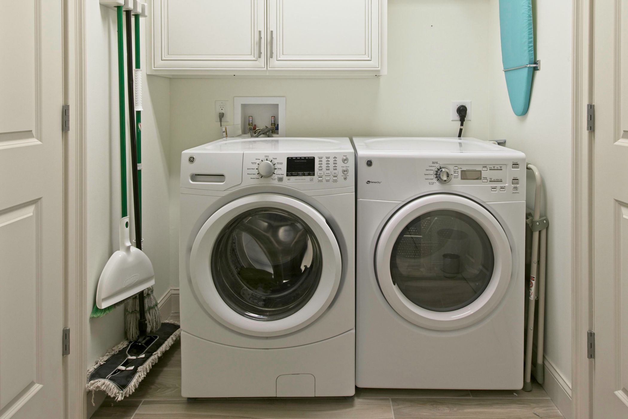 Laundry Room with Washer & Dryer