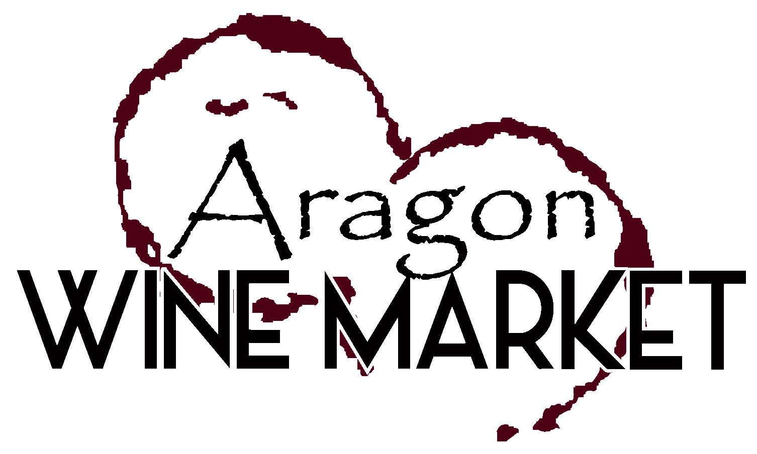 Aragon Wine Market logo will link to the home page