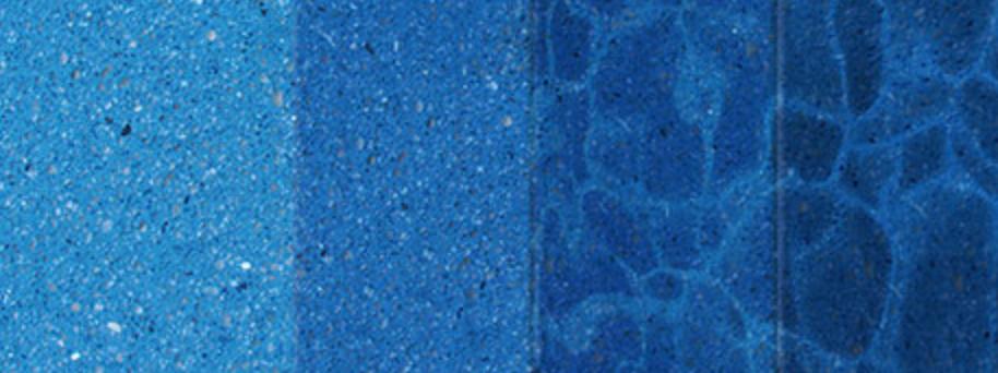 Example of the Laguna Blue Pool Finish