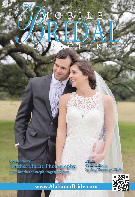 Alabama Bride Area Books Mobile 2019