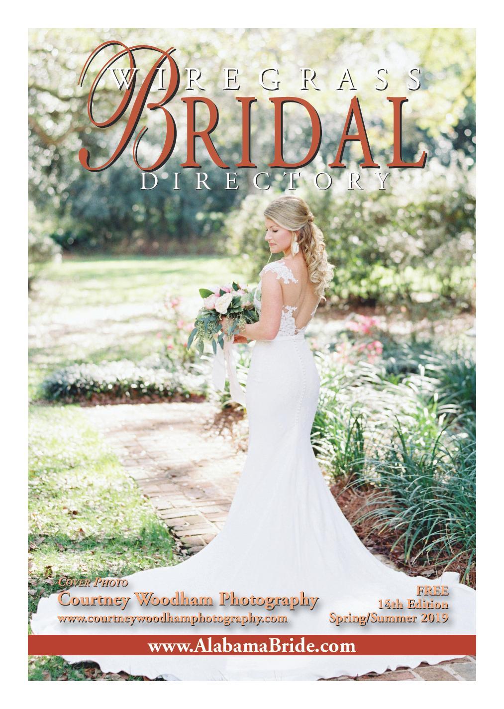 Alabama Bride Area Books Wiregrass 2019