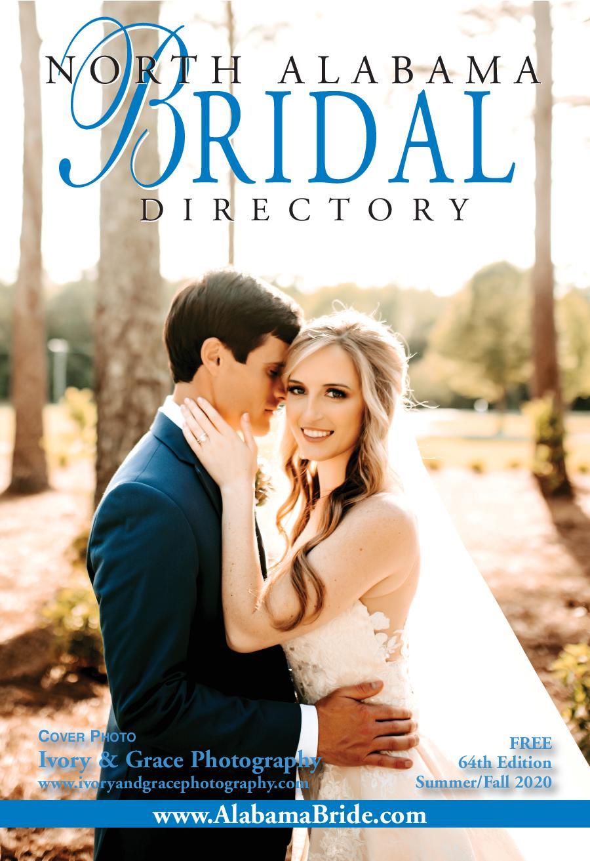 Alabama Bride Area Books North Alabama Summer/Fall 2020