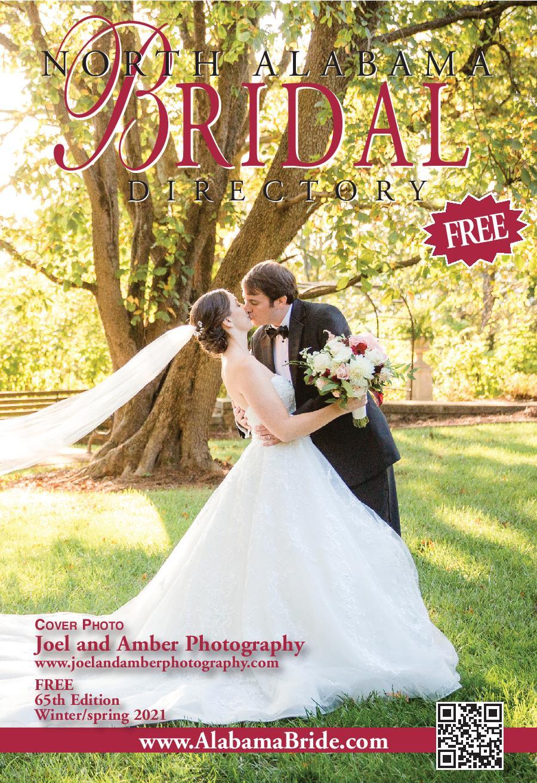 Alabama Bride Area Books Winter/Spring 2021