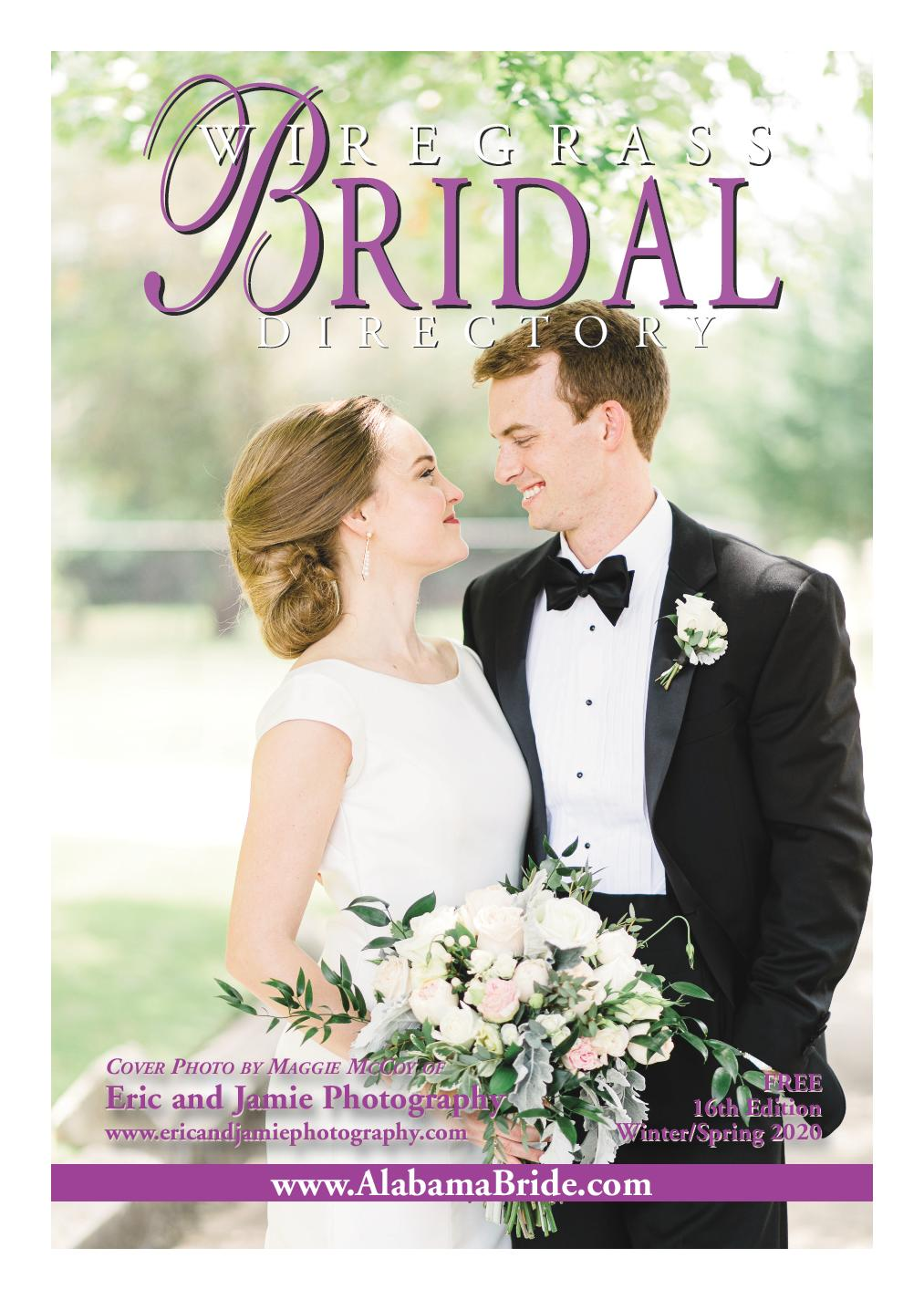Alabama Bride Area Books Wiregrass 2020