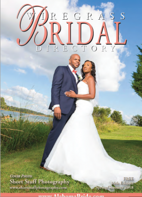 Alabama Bride Area Books Wiregrass 2018