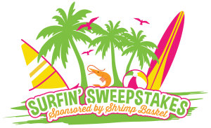 Shrimp Basket Sweepstakes logo