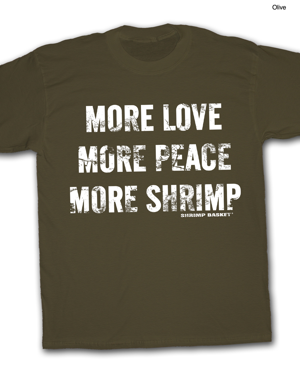 Photo of More Shrimp - Soft Style Tee