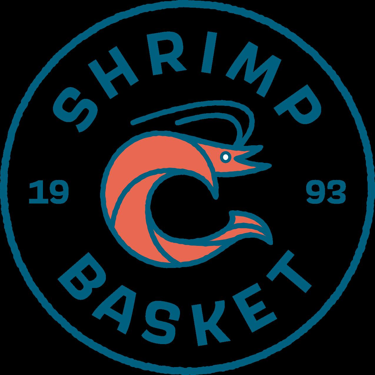 Shrimp Basket Badge