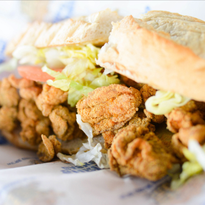 $5 POBOY LUNCH SPECIAL