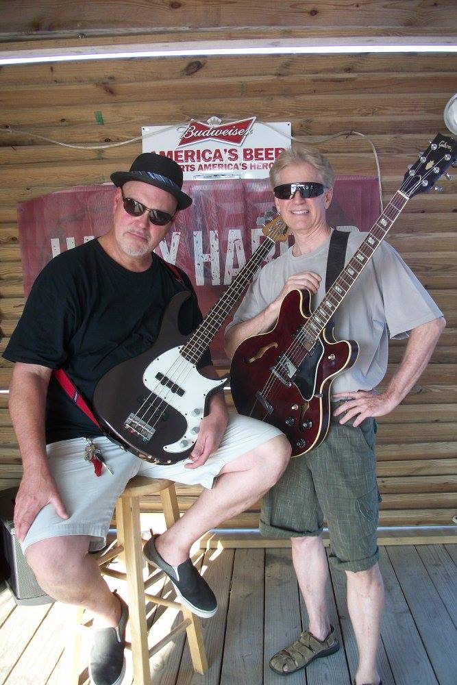photo of Bill Barrow Duo