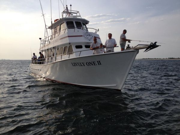 Image of Captain Eddie on the Lively One II