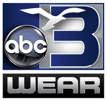 WEAR TV 3 logo