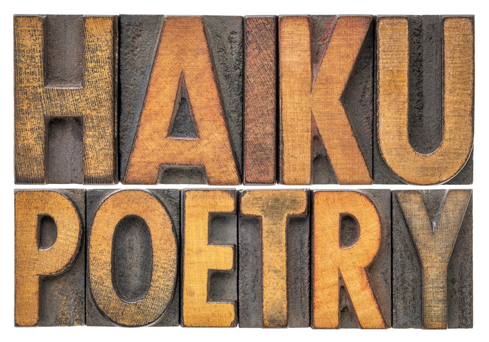 JANUARY HAIKU CHALLENGE LEADS TO FEBRUARY SLAM