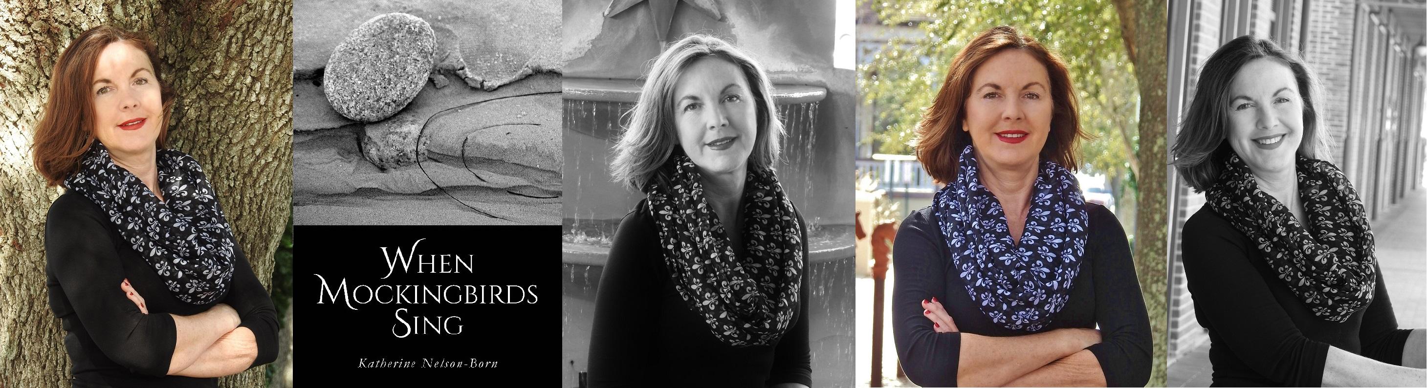 Photos of Katherine Nelson-Born, Northwest Florida Poet Laureate
